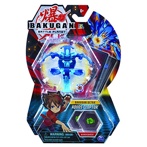 BAKUGAN 6045146 Deluxe 1 Pack, Multicolored (Assorted models)