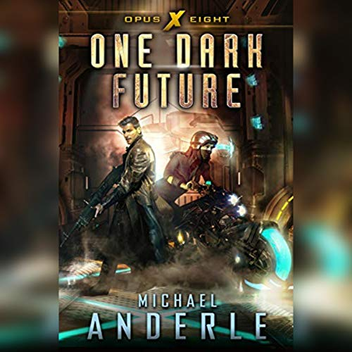 One Dark Future cover art