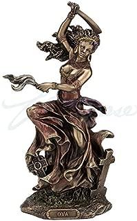Oya African Goddess of Wind, Storm & Transformation Statue