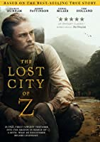 Lost City of Z / [Blu-ray]