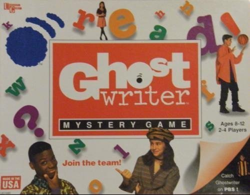 Ghost Writer Mystery Game by Ghost Writer Mystery Game