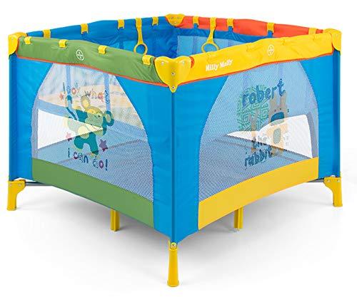 Milly Mally Fun Folding Playpen Enclosure