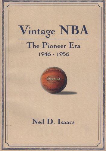 Vintage NBA: The Pioneer Era 1946-1956 (English Edition)