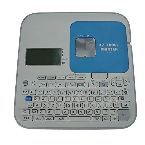 metalsign MS24Pochoir Imprimante 200ppp Coffre de transport