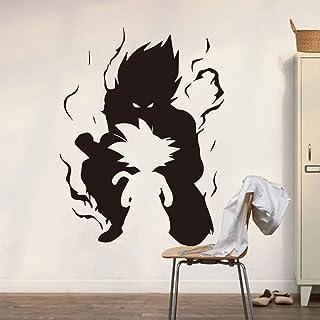 hetingyue Pluie Nuage Dessin animé pépinière Sticker Mural dessins animés Dragon..