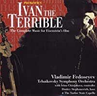 Prokofiev: Ivan the Terrible - The complete music for Eisenstein's film (2000-11-14)