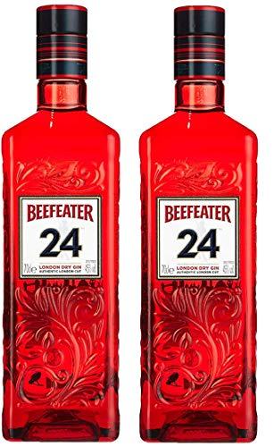 2 x Beefeater 24 Gin 45% 0,7l Flasche