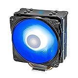 DeepCool Gammaxx GT V2 Dissipatore per CPU 4 Heatpipes Ventola PWM da 120 mm RGB 12V 4-Pin...