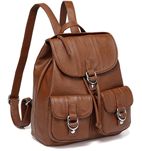 Backpack for Women, Vaschy Fashion Backpack Purse Travel Backpack Drawstring Backpack for Teen Girls