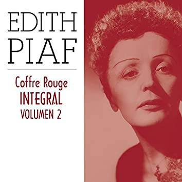 Édith Piaf, Coffre Rouge Integral, Vol. 2/10