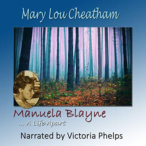 Manuela Blayne....a Life Apart.  By  cover art