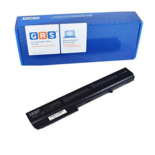 GRS Akku für HP Compaq nx7300 nx7400 nx8200 nx8220 8510w 8710w nw8240 nw8440 nw9440 ersetzt: PB992A HSTNN-UB11 HSTNN-OB06 HSTNN-LB11 HSTNN-DB11 HSTNN-DB06 398876-001
