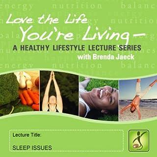 Sleep Issues audiobook cover art