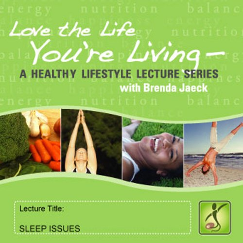 Sleep Issues audiobook cover art
