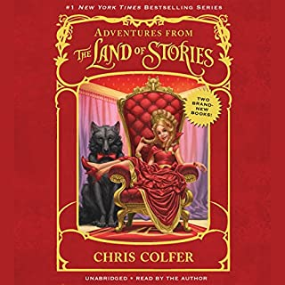 Adventures from the Land of Stories Boxed Set cover art