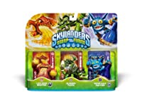 Skylanders SWAP FORCE Triple Pack Slobber Tooth/Lava Barf Eruptor/Super Gulp Pop Fizz スカイランダーズ スワップフォース トリプルパック(輸入版) [not_machine_specific]