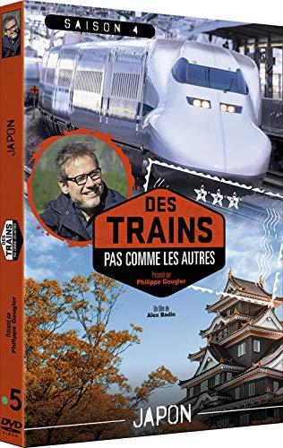 des Trains Pas comme Les Autres-Japon