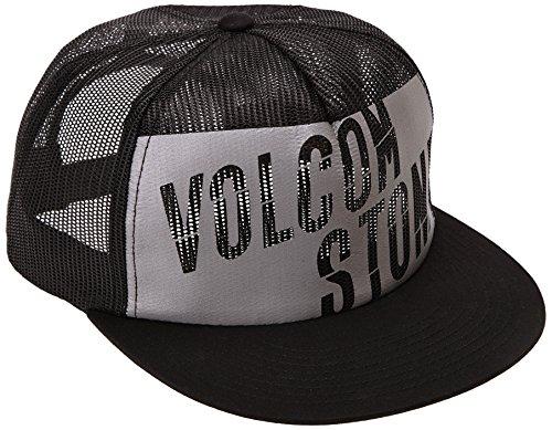 Volcom Circulator Hat Casquette de Baseball Homme, Noir (Black), Fabricant: Taille Unique