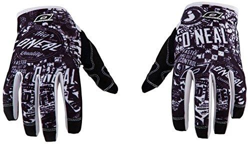 O 'Neal Jump WILD Fahrrad Handschuhe, Kinder XS schwarz/weiß