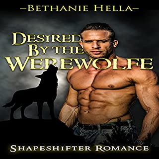 Desired by the Werewolf cover art