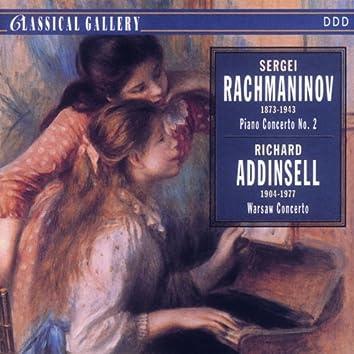 Rachmaninoff: Piano Concerto No. 2 - Addinsell: Warsaw Concerto