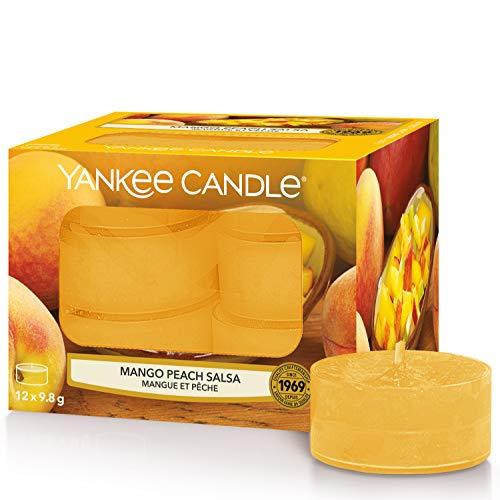 Yankee Candle Yankee candle duft-teelichter   mango peach salsa   12 stück