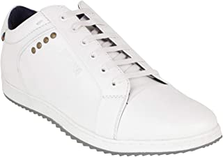 Buckaroo Stewart Synthetic Lace Up White