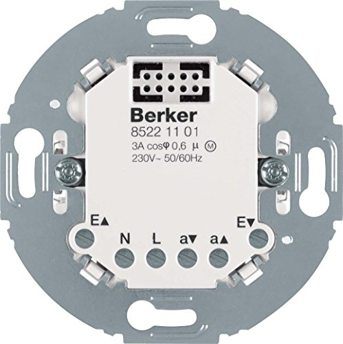 Berker Jalousie-Einsatz Komfort 85221101 Serie 1930 Jalousiesteuerung 4011334437048
