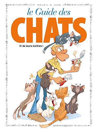 Les Guides en BD - Tome 40: Les Chats
