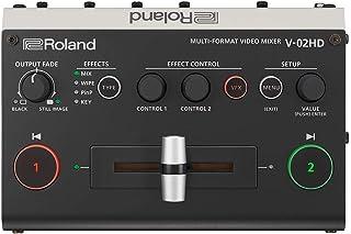 ROLAND V-02HD スケーラー内蔵 2CH ビデオスイッチャー