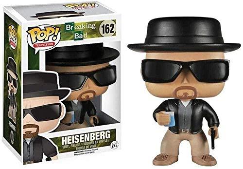 WENJZJ Pop: Breaking Bad - Vinyl Chibi Collectible Heisenberg