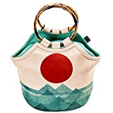 Art of Lunch Large Neoprene Lunch Bag Purse