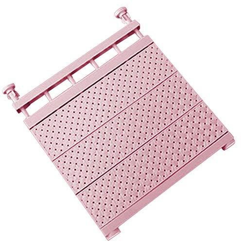 Suppyfly verstelbare kast opslag plank muur gemonteerd uitschuifbare rack kast ruimtebesparing