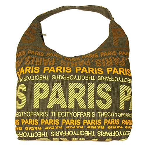 Sac 'City' Paris Robin Ruth - Marron