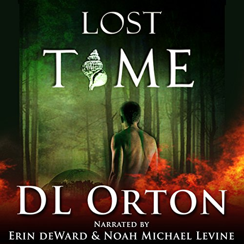 Lost Time audiobook cover art