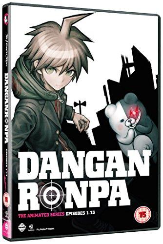 Danganronpa The Animation - Complete Season Collection [Edizione: Regno Unito] [Edizione: Regno Unito]