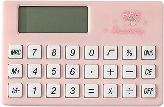 $20 » LYUN Calculator Solar Calculator Card Calculator Mini Ultra-Thin Portable Office Gift for Students and Home Style Calculat...