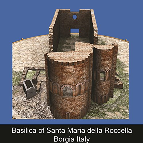 Basilica of Santa Maria della Roccella Borgia Italy (ENG) copertina