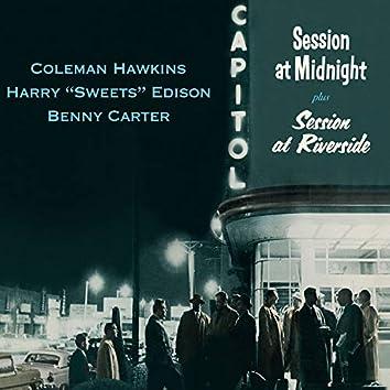 Session at Midnight Plus Session at Riverside (Bonus Track Version)