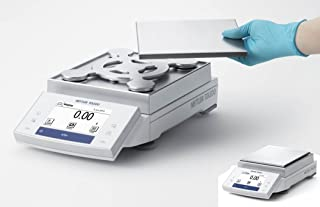 Mettler Toledo Excellence XS-S 11130174 Model XS4002S Precision Balance with Small Platform, 4100g Capacity, 10mg Readability