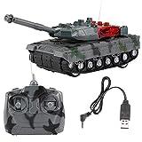 Juguete del tanque, juguete del tanque de RC, juguete teledirigido del regalo de la simulación para el juguete militar de los niños