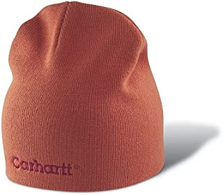 Carhartt Women's WA007 Women's Solid Knit Hat - One Size Fits All - Vintage Rose