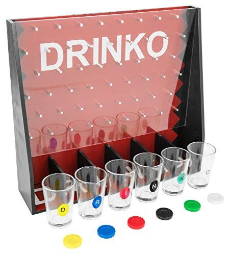 DRINKO Drinking Game - Fairly Odd Novelties - Fun Social Shot...