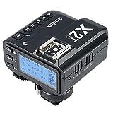 【正規品】Godox X2T-N ワイヤレスフラッシュトリガー 送信機 TTL機能 LCDパネル搭載 1/8000s Bluetooth内蔵 Nikonカメラ&スマホ(iphone、HUAWEI、Samsung)対応