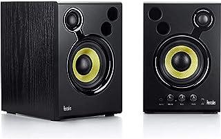 Hercules DJMonitor 42: 2 x 20 watts RMS active monitoring speakers