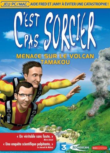C'est pas Sorcier Menace sur le Volcan Tamakou