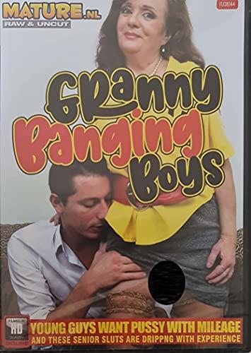 Sex DVD Granny banging Boys MATURE.NL fu38144