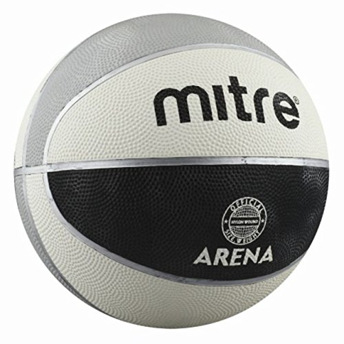 Buy Bargain mitre Nylon Wound Basketball Size 7 Pack of 2
