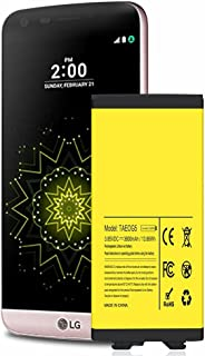 LG G5 Battery, [Upgraded] 3600mAh Li-ion Battery Replacement for LG G5 BL-42D1F VS987 Verizon,H820 at&T, LS992 Sprint,H830...