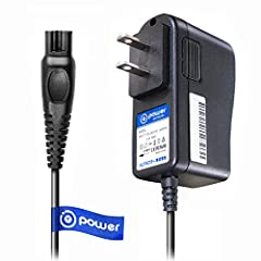 T-Power Ac Adpater Rapid Charger (5ft Long power Cord), Brand-new ,Input Volt Range: 100-240V Output: 15V 360mA P N: AC ADAPTER HQ8505 , HQ-8505 NL9206AD-4 (CE FCC RoHS certified) 1-year limited warranty . Philips Norelco QT4000 Series Shaver model n...